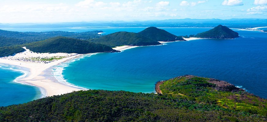 Port Stephens Dolphins & Dunes Tour, Sightseeing in Sydney - Tour