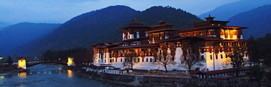 Bhutan - Land of the Thunder Dragon!