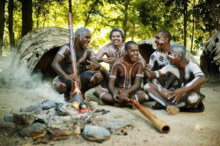 Tjapukai Aboriginal Park, Sightseeing in Cairns - Tour