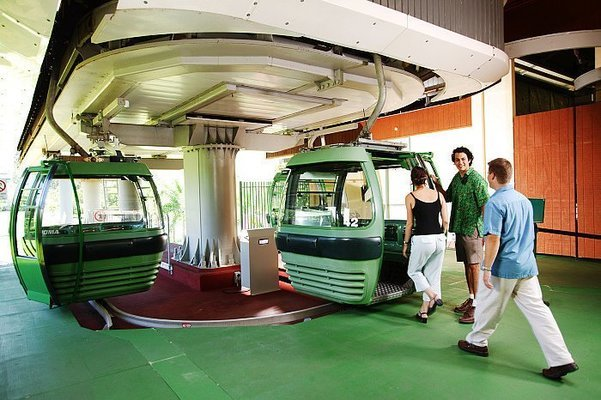 Sky Rail Rain Forest Cable Way Tour, Sightseeing in Cairns - Tour