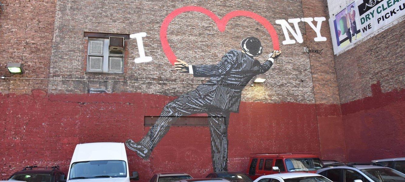 Graffiti & Street Art Walking Tour of Brooklyn - Tour