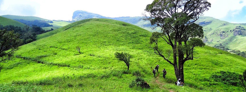 Camp Kudremukha-Kalasa - Tour
