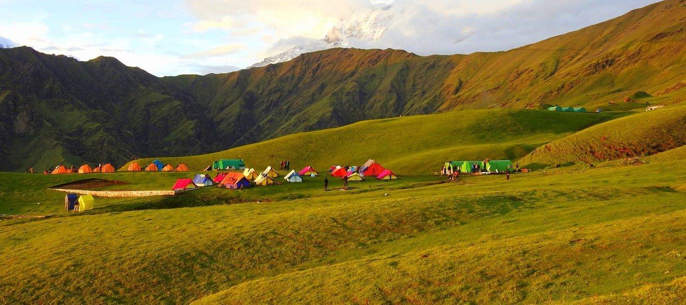 Dayara Bugyal Trek - Tour
