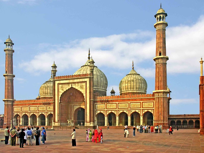 Heritage Of Old And New Delhi - Tour