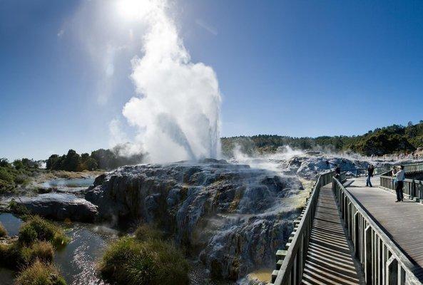 Rotorua City Sights Tour, Sightseeing in Rotorua - Tour