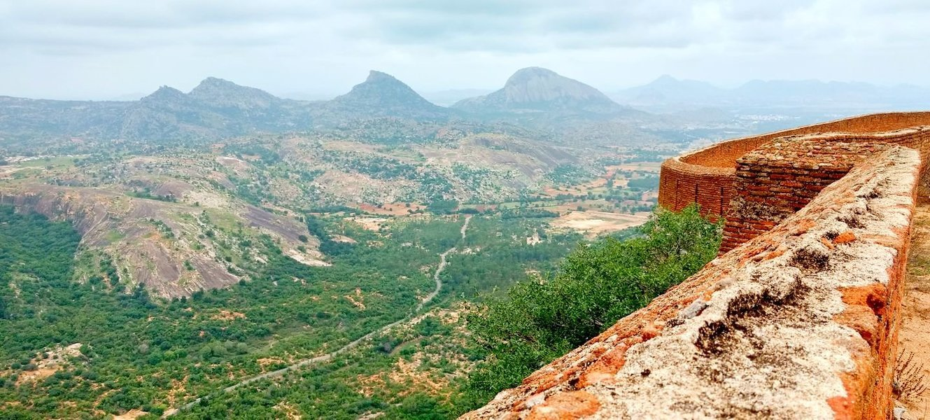 Day Trek to Channarayanadurga - Tour
