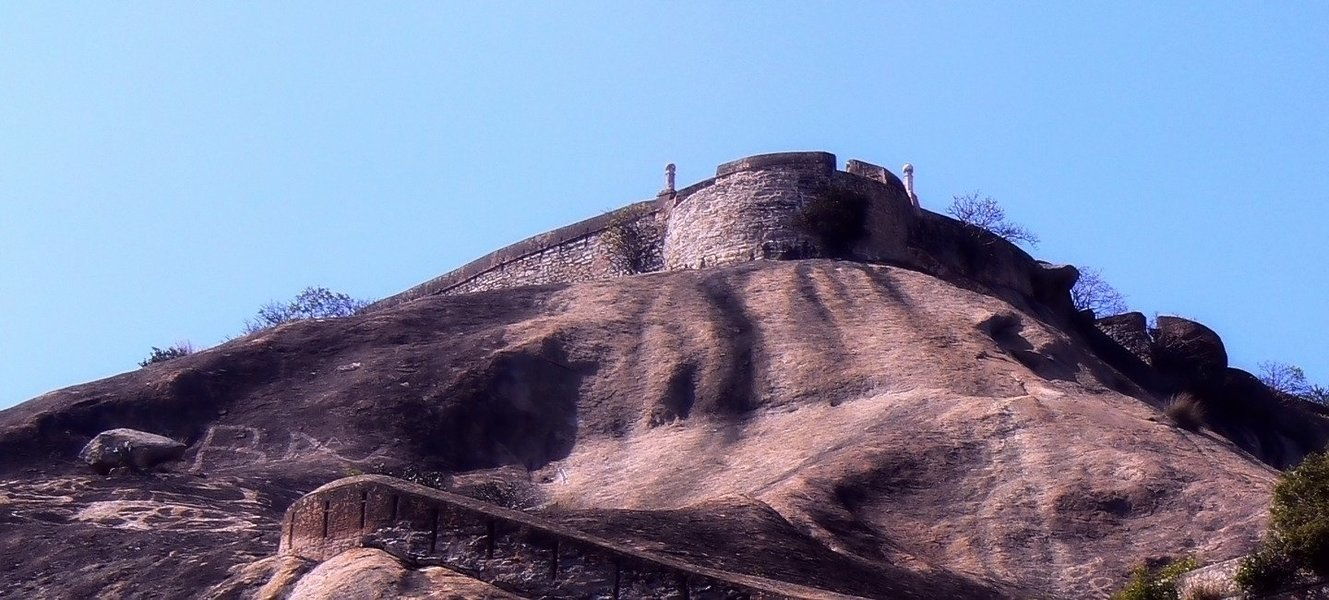 Day Trek to Madhugiri Fort - Tour