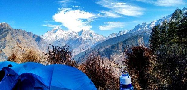 Kuari Pass Trek – Himalayas