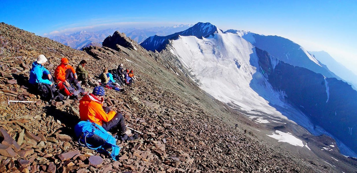 Stok Kangri Expedition (6153 m)- Ladakh - Tour