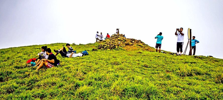 Kudremukh Trek - Tour