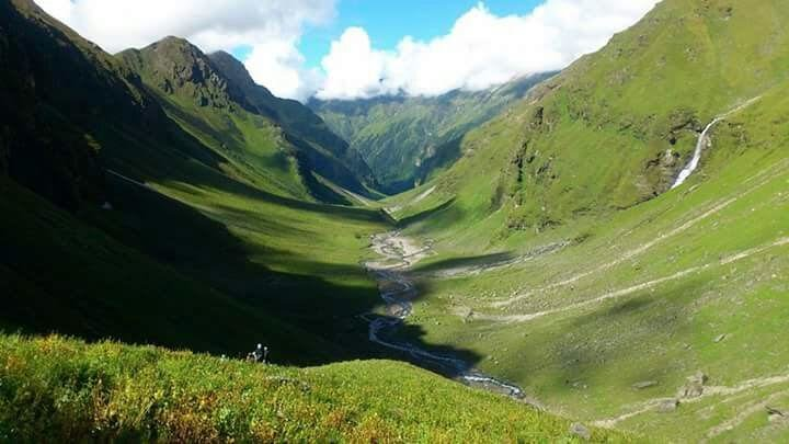 Rupin Pass Trek - Himalayas - Tour