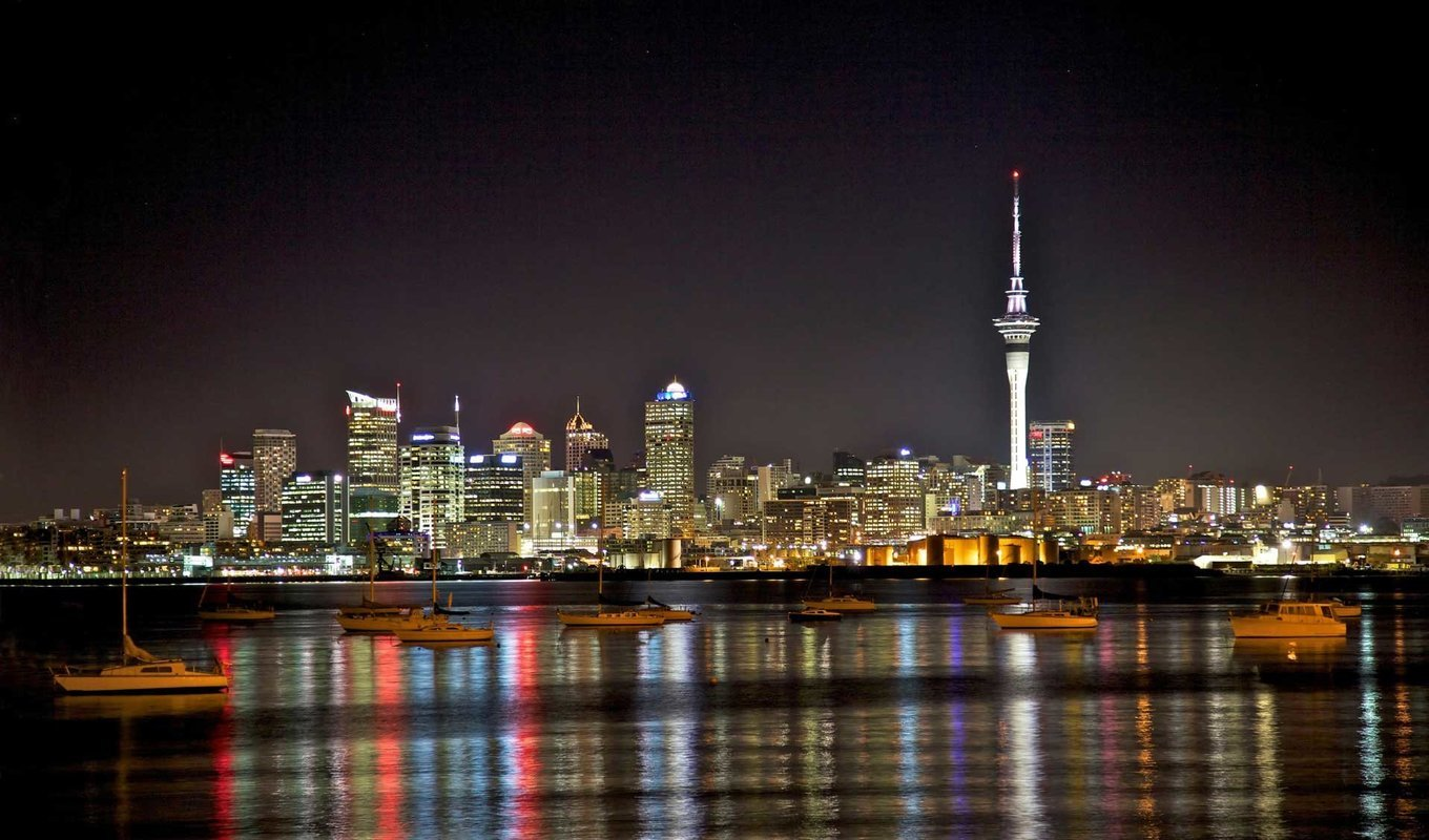 Auckland Sightseeings - Collection