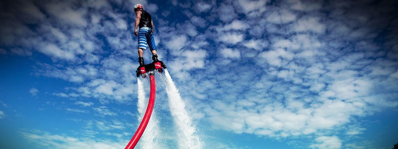 Flyboarding in Goa - Tour