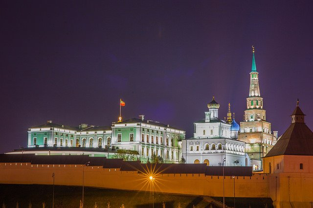Russian Capitals and Tatarstan - Tour