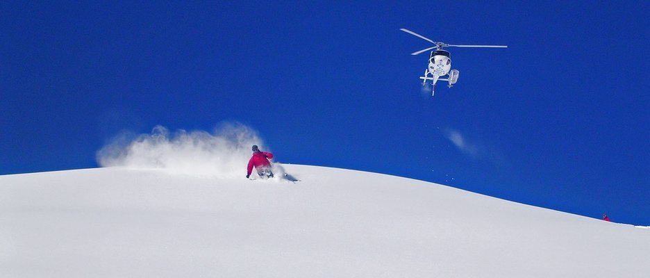 Heli Snowshoeing Tour, Sightseeing in Queenstown - Tour
