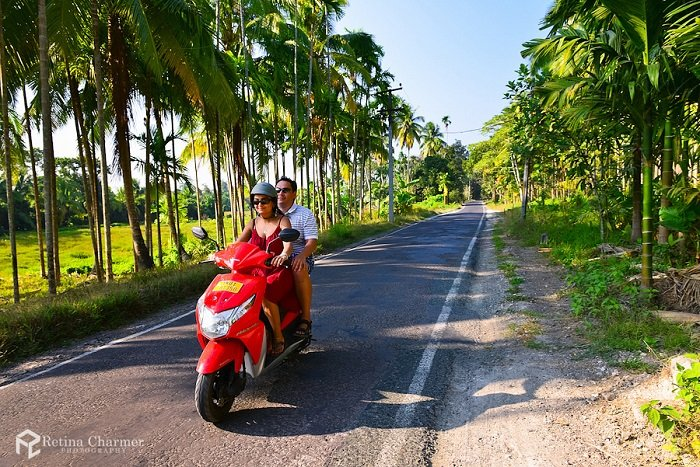 Andaman Bike Hike - Tour