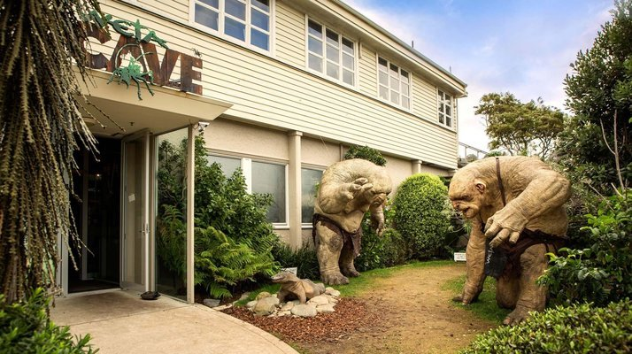 Weta Workshop Studio Tour, Sightseeing in Wellington - Tour