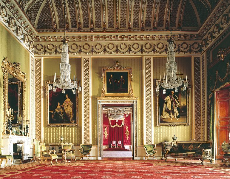 Buckingham Palace Tickets in London - Tour