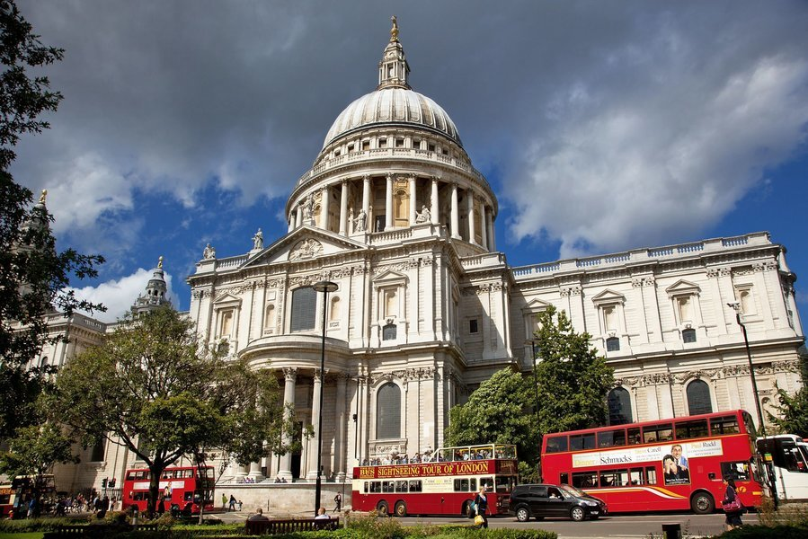St. Paul's Cathedral Tickets in London - Tour