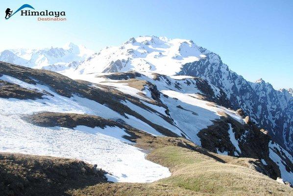 Sar Pass Trek (4182m) - Tour