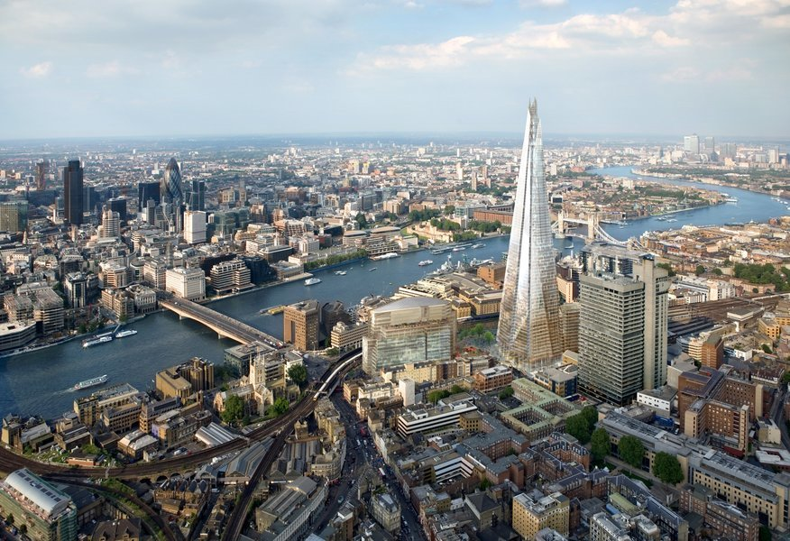 The View from the Shard Tickets in London - Tour