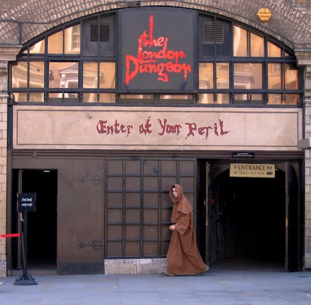 The London Dungeon Tickets in London - Tour