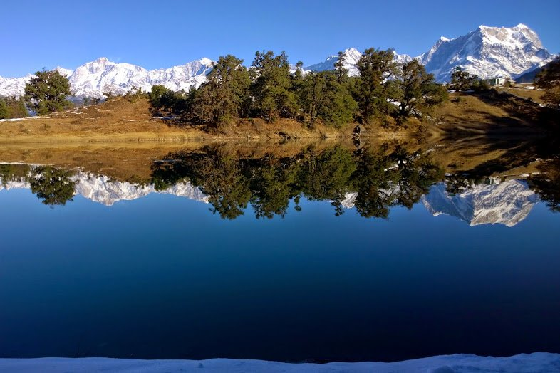 Deoriatal Chopta Trek - Tour