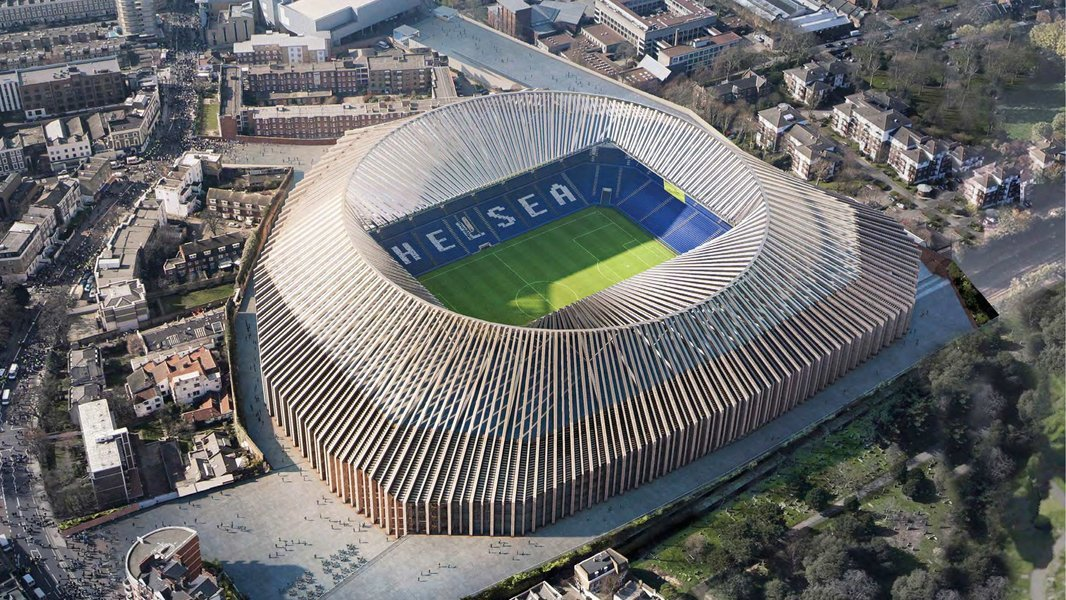 Chelsea Stadium and Museum Tickets in London - Tour