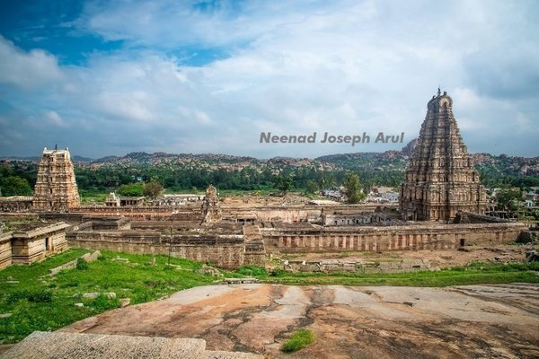 HAMPI BACKPACKING TOUR - Tour