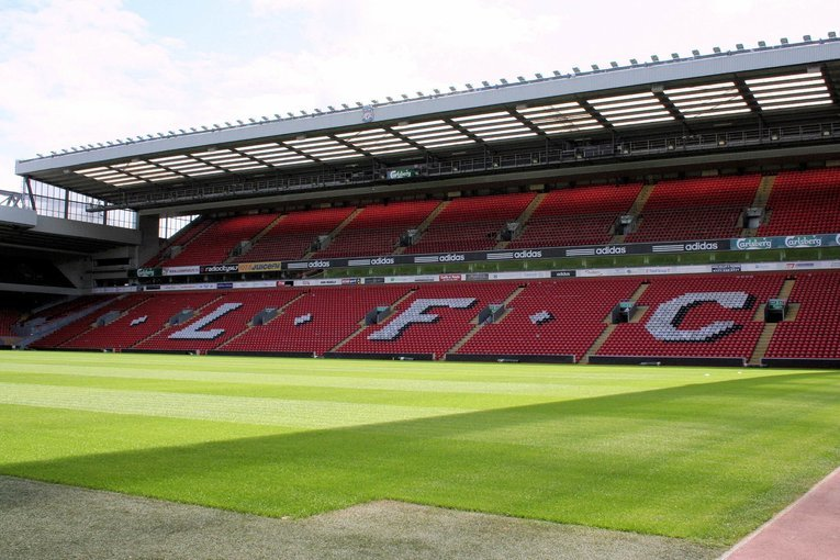 Liverpool Football Club Tickets in England - Tour