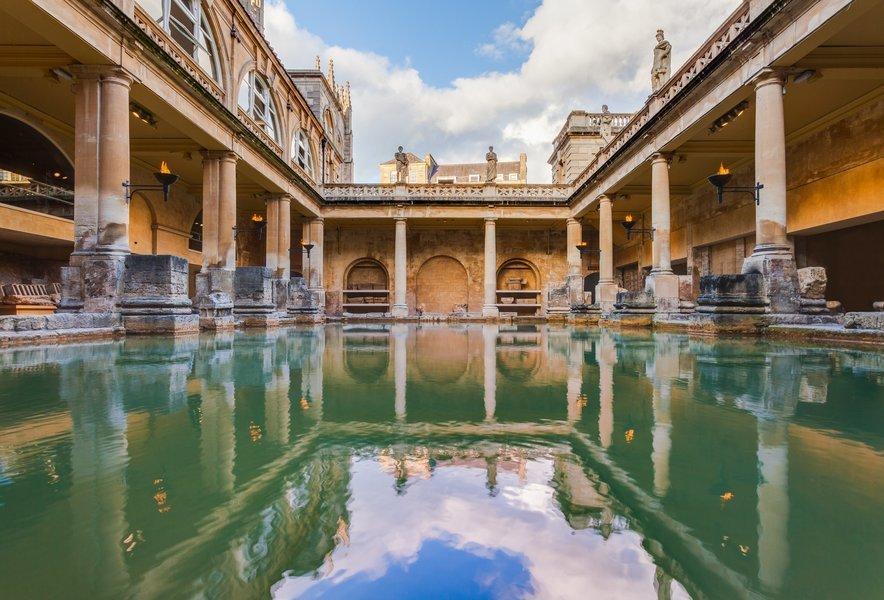 Roman Baths Tickets in England - Tour
