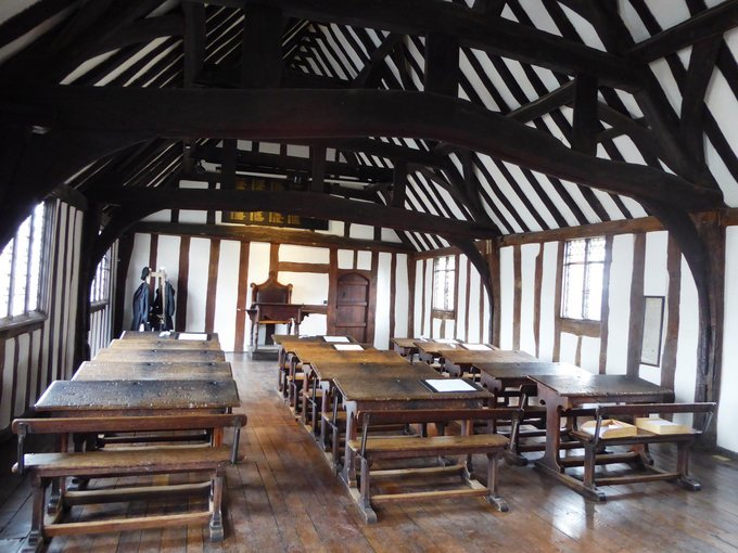 Shakespeare's School Room & Guild Hall Tickets in England - Tour