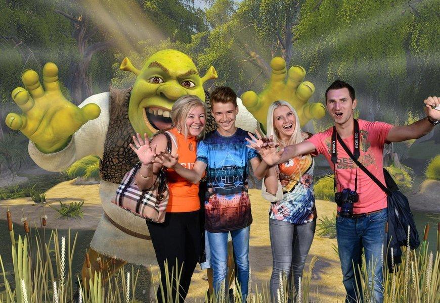 Shrek's Adventure! London Tickets in London - Tour