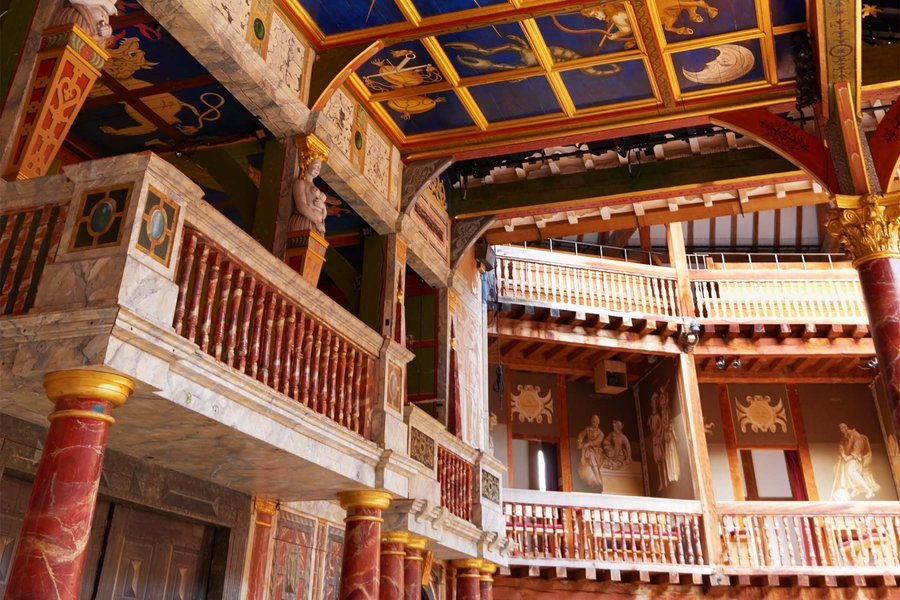 Shakespeare's Globe Theatre Tour and Exhibition Tickets in London - Tour