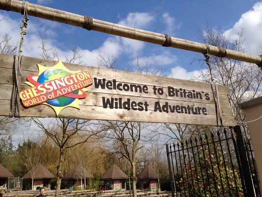 Chessington World of Adventures Tickets in England - Tour
