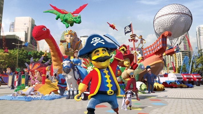 Legoland Theme Park Tickets in England - Tour