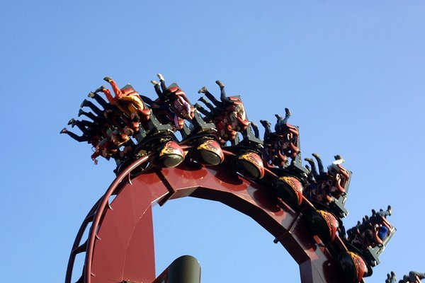 Thorpe Theme Park Tickets in England - Tour