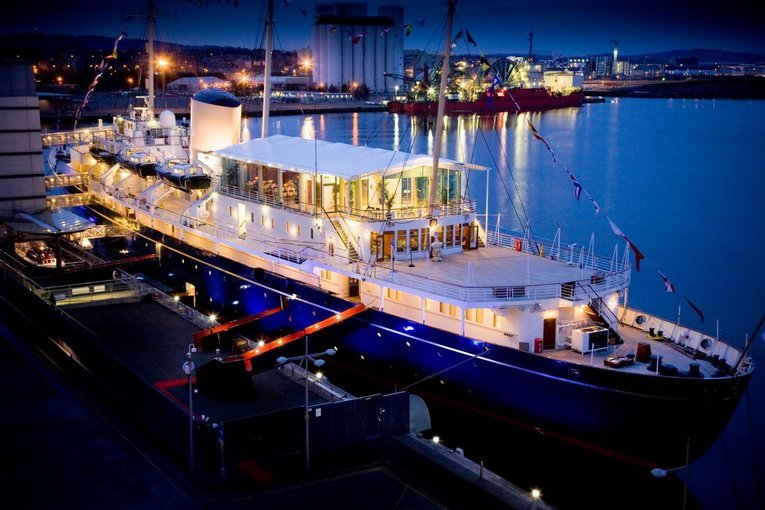 Royal Yacht Britannia Tickets in Scotland - Tour