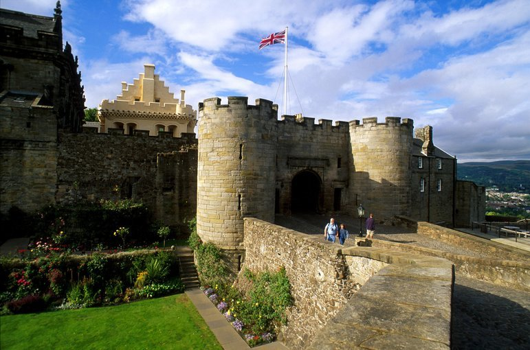 Stirling Castle Tickets in Scotland - Tour