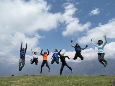 Garhwal Leisure Trek