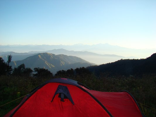 Nagtibba Leisure Trek - Tour