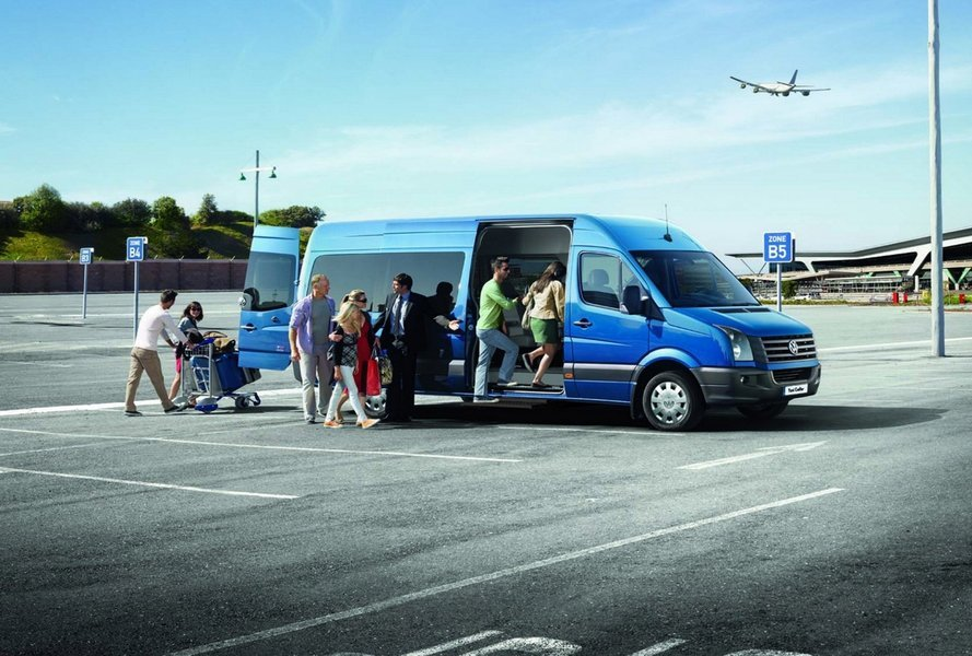 Transfer from London City Airport to Central London Hotel, Private Airport Transfers in London - Tour