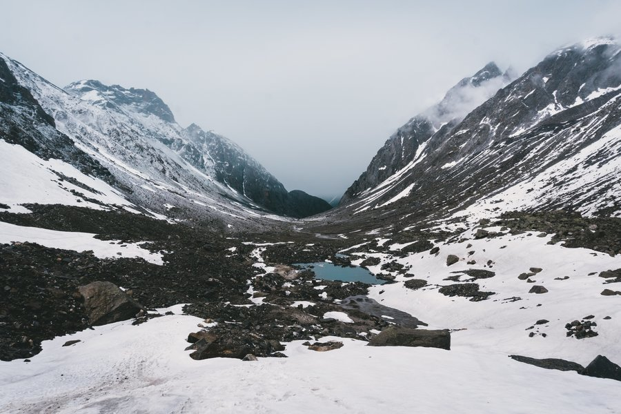Hampta Pass and Chandratal - Tour