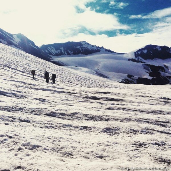 Pin Parvati Pass Trek - Tour