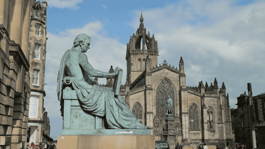 Secrets of the Royal Mile Walking Tour Tickets in Edinburgh - Tour