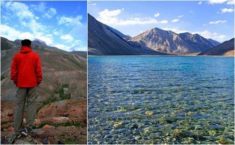Explore Ladakh - The Backpacking Way (7 Days)