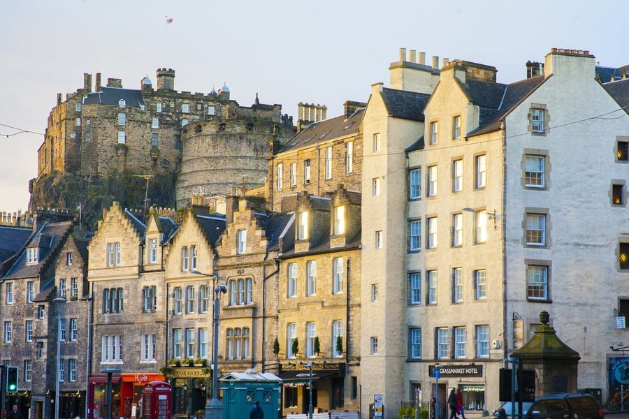 Edinburgh City Tour, Sightseeing in Edinburgh - Tour