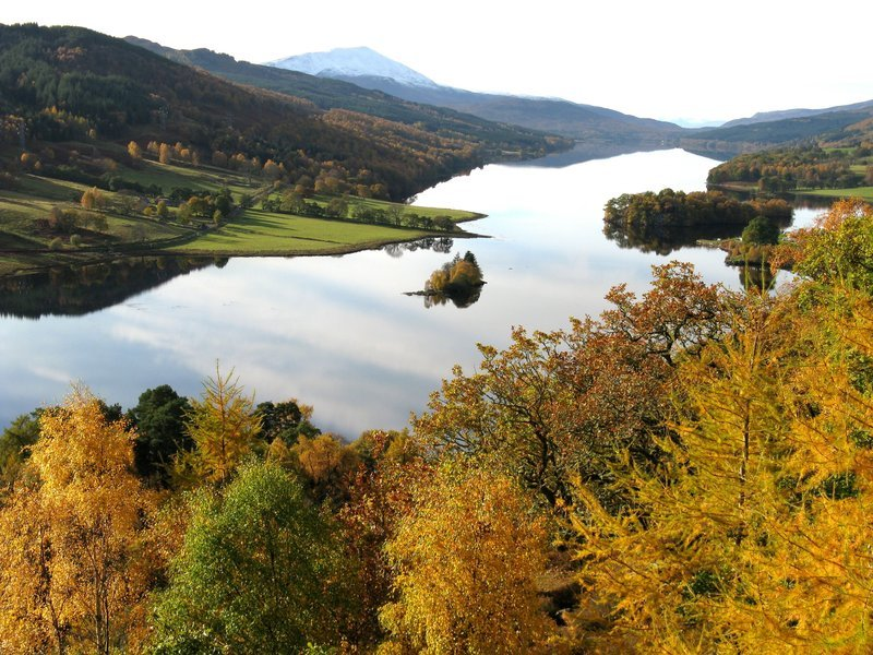 Highland Lochs, Glens and Whiskey Tour, Sightseeing in Edinburgh - Tour