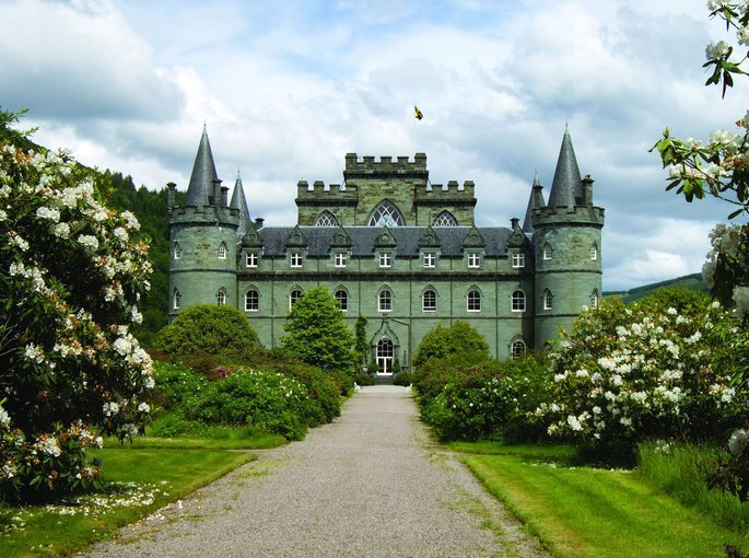 West Highland Lochs and Castles Tour, Sightseeing in Edinburgh - Tour