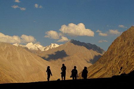 Explore Ladakh - The Backpacking Way (12 Days)